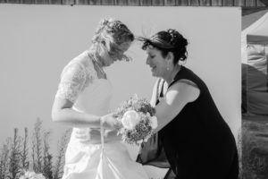 Mariage photographe vin honneur
