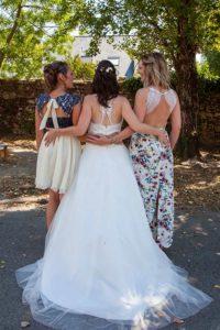Photo mariage petit groupe