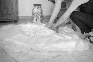 Photo préparatifs mariage