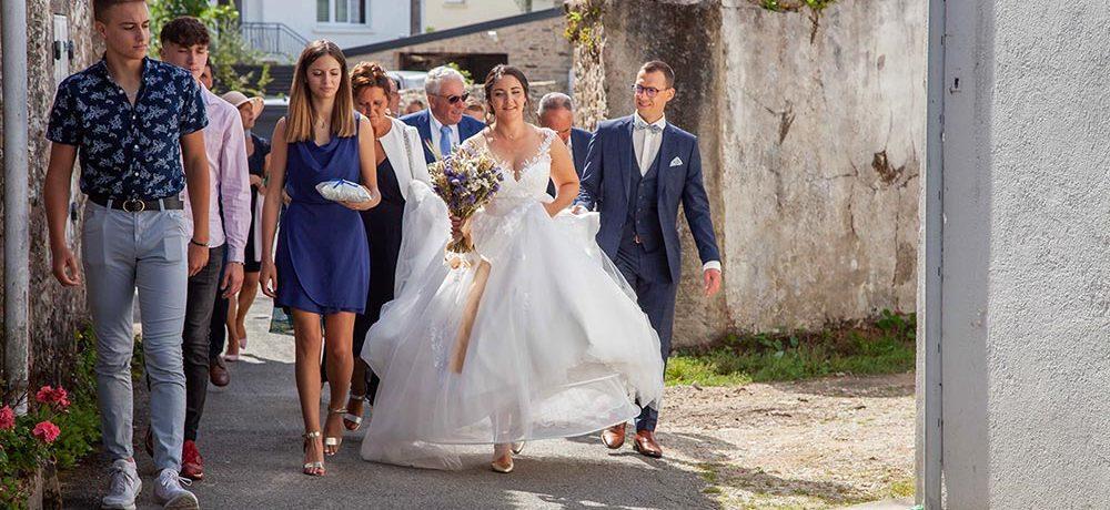 Photo de mariage - Morbhian, Loire Atlantique
